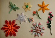Quilled Samples
