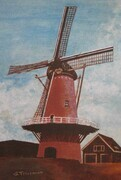Windmill with gallery